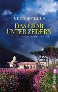 Cover-Bild zu Eyssen, Remy: Das Grab unter Zedern (eBook)