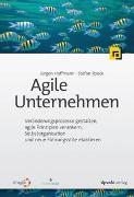 Cover-Bild zu Agile Unternehmen von Hoffmann, Jürgen
