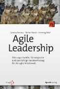 Cover-Bild zu Agile Leadership von Sieroux, Sandra