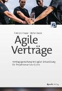 Cover-Bild zu Agile Verträge von Pieper, Fritz-Ulli