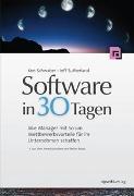 Cover-Bild zu Software in 30 Tagen von Schwaber, Ken