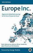 Cover-Bild zu Europe Inc. von Balanya, Belen
