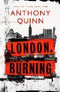 Cover-Bild zu Quinn, Anthony: London, Burning