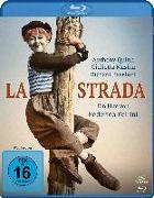 Cover-Bild zu Anthony Quinn (Schausp.): La strada - Das Lied der Strasse