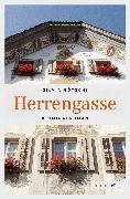Cover-Bild zu Götschi, Silvia: Herrengasse (eBook)