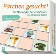 Cover-Bild zu Pärchen gesucht! Thema: Alltagsgegenstände von Verlag an der Ruhr, Redaktionsteam