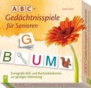 Cover-Bild zu ABC - Gedächtnisspiele für Senioren von Kelkel, Sabine