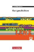 Cover-Bild zu Cornelsen Literathek, Textausgaben, Kurzgeschichten, Empfohlen für das 10.-13. Schuljahr, Textausgabe, Text - Erläuterungen - Materialien