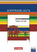 Cover-Bild zu Cornelsen Literathek, Textausgaben, Romeo und Julia, Empfohlen für das 10.-13. Schuljahr, Kopiervorlagen mit Lösungen und CD-ROM von Götz, Susanne