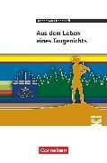 Cover-Bild zu Cornelsen Literathek, Textausgaben, Aus dem Leben eines Taugenichts, Empfohlen für das 10.-13. Schuljahr, Textausgabe, Text - Erläuterungen - Materialien von Frickel, Daniela A.