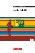 Cover-Bild zu Cornelsen Literathek, Textausgaben, Emilia Galotti, Empfohlen für das 10.-13. Schuljahr, Textausgabe, Text - Erläuterungen - Materialien von Rennoch, Maren