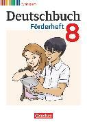 Cover-Bild zu Deutschbuch Gymnasium, Fördermaterial, 8. Schuljahr, Förderheft von Frickel, Daniela A.