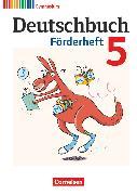 Cover-Bild zu Deutschbuch Gymnasium, Fördermaterial, 5. Schuljahr, Förderheft von Frickel, Daniela A.