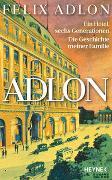 Cover-Bild zu Adlon von Adlon, Felix
