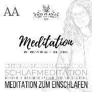 Cover-Bild zu Heyn, Christiane M.: Waldspaziergang gegen Stress - Meditation AA - Meditation zum Einschlafen (Audio Download)