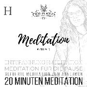 Cover-Bild zu Heyn, Christiane M.: Meditation Abnehmen - Meditation H - 20 Minuten Meditation (Audio Download)