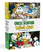 Cover-Bild zu Don Rosa: Walt Disney Uncle Scrooge And Donald Duck The Don Rosa Library Vols. 7 & 8