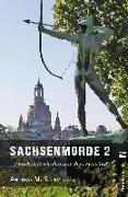 Cover-Bild zu Sachsenmorde 2 von Eggert, Sylvia