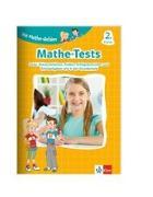 Cover-Bild zu Die Mathe-Helden: Mathe-Tests 2. Klasse