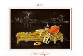 Cover-Bild zu Kinderkalender «Schellen-Ursli» 2021