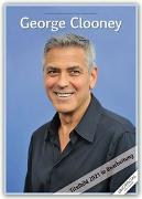 Cover-Bild zu George Clooney 2021 - A3 Format Posterkalender von RedStar Carousel