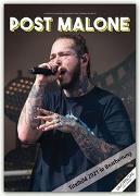 Cover-Bild zu Post Malone 2021 - A3 Format Posterkalender von RedStar Carousel