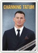 Cover-Bild zu Channing Tatum 2021 - A3 Format Posterkalender von RedStar Carousel