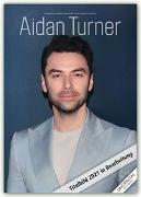 Cover-Bild zu Aidan Turner 2021 - A3 Format Posterkalender von RedStar Carousel