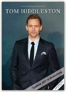 Cover-Bild zu Tom Hiddleston 2021 - A3 Format Posterkalender von RedStar Carousel