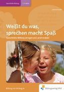 Cover-Bild zu Weißt du was, sprechen macht Spaß von Merkel, Johannes