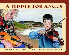 Cover-Bild zu Wilson, Budge: A Fiddle for Angus