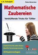 Cover-Bild zu Mathematische Zaubereien von Botschen, Peter