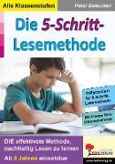 Cover-Bild zu Die 5-Schritt-Lesemethode von Botschen, Peter