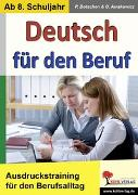 Cover-Bild zu Deutsch für den Beruf (eBook) von Botschen, Peter