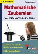 Cover-Bild zu Mathematische Zaubereien (eBook) von Botschen, Peter