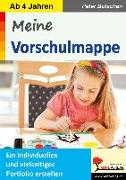Cover-Bild zu Meine Vorschulmappe von Botschen, Peter