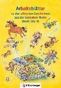 Cover-Bild zu Der Leserabe mit Silbentrenner. Arbeitsblätter zu Band 1 bis 10 von Erdmann, Bettina