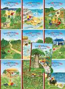 Cover-Bild zu Tiergeschichten mit Mia und Mio - Komplettbezug Band 1 bis 10 von Erdmann, Bettina