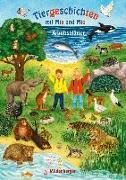 Cover-Bild zu Tiergeschichten mit Mia und Mio - Arbeitsblätter von Erdmann, Bettina