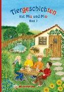 Cover-Bild zu Tiergeschichten mit Mio und Mia - Band 3 von Erdmann, Bettina