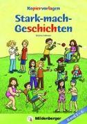 Cover-Bild zu Stark-mach-Geschichten- Band 1 bis 6 - Kopiervorlagen von Erdmann, Bettina
