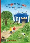 Cover-Bild zu Tiergeschichten mit Mia und Mio - Band 6 von Erdmann, Bettina