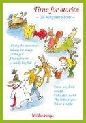 Cover-Bild zu Time for stories. Pfiffige Bild-Text-Hefte für Klasse 3 bis 6 / Time for stories - Aufgabenblätter zu den Kurzgeschichten, inkl. Poster von Erdmann, Bettina