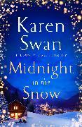 Cover-Bild zu Midnight in the Snow von Swan, Karen