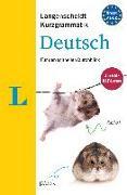 Cover-Bild zu Langenscheidt Kurzgrammatik Deutsch - Buch mit Download von Fleer, Sarah
