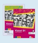 Cover-Bild zu Klasse! B1 - Media Bundle. Kursbuch mit Audios/Videos inklusive Lizenzcode für das Kursbuch von Fleer, Sarah