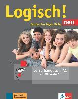 Cover-Bild zu Logisch! neu A1. Lehrerhandbuch mit Video-DVD von Fleer, Sarah