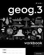 Cover-Bild zu geog.3 Workbook von Woolliscroft, Justin