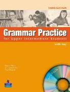 Cover-Bild zu Upper-Intermediate: Grammar Practice Upper Intermediate Book and CD-ROM (with Key) - Grammar Practice. Third Edition von Elsworth, Steve