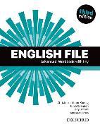 Cover-Bild zu English File: Advanced: Workbook with Key